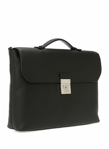 Serapian Laptop /Evrak Çantası Siyah